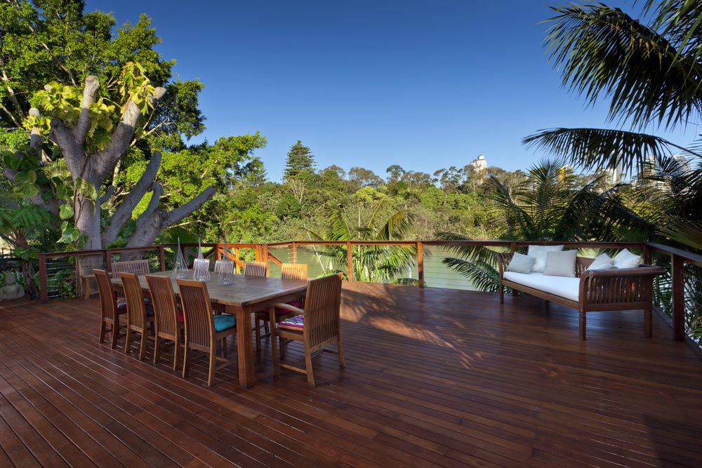 51 - Decking Overhaul: Colourful Tips for Outdoor Living Areas