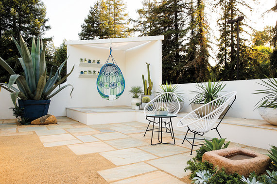 permeable paving - Summer Outdoor Design Trends 2015
