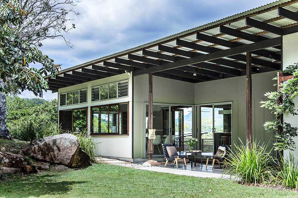 At one with nature - Our Top 10 Australian Outdoor Rooms of 2015