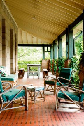 the extra wide veranda - Our Top 10 Australian Outdoor Rooms of 2015
